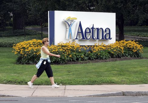 Aetna Profit Jumps 17% as Coventry Acquisition Fuels Membership
