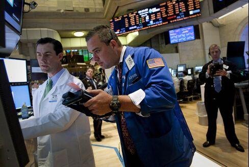 U.S. Stocks Reverse Losses