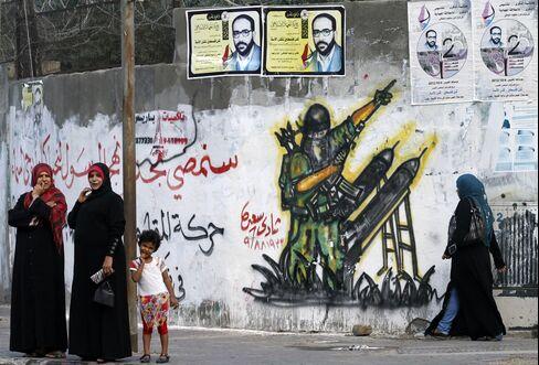 Gaza Rockets Dwindle After Militants Ask Israel for Cease-Fire