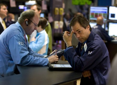 U.S. Stock Futures Drop, Prospects Fade for Budget Agreement