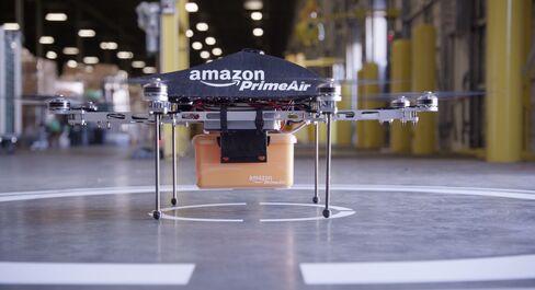 Amazon's Prime Air