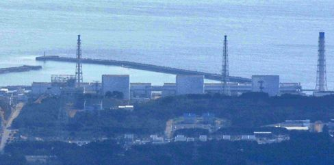 The Fukushima Dai-Ichi Nuclear Power Plant