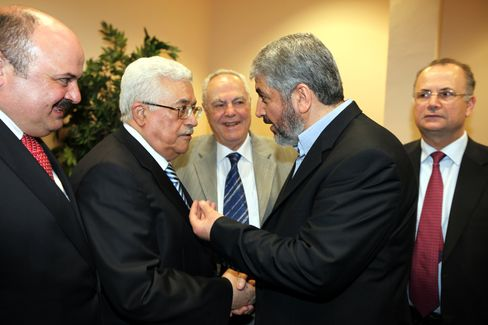 Abbas Patches Rift With Hamas in Bid for Statehood