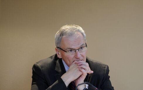 Former Vivendi SA Chief Executive Officer Jean-Bernard Levy