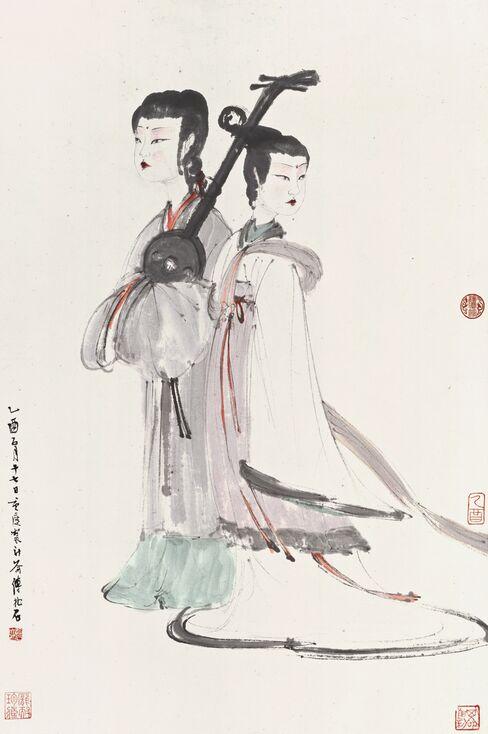 Fu Baoshi Work