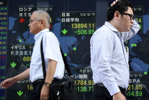 Youngest Japanese Boards Beating Oldest With Stocks Rising 139%