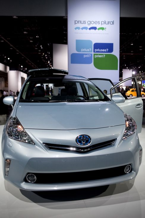 Toyota Readying Electric Motors That Don't Use Rare Earths