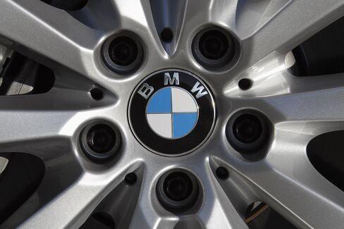 BMW Says Profit Trumps Volume