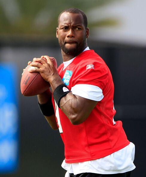 NFL Quarterback David Garrard