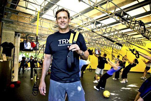 Fitness Anywhere CEO Randy Hetrick