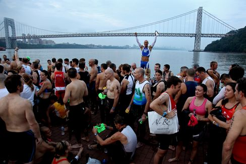 Ironman $1,200 Price Tag May Mark End to New York-Area Triathlon