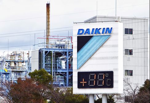Yields at 3-Year Low to Fuel Daikin Bid: Japan Credit