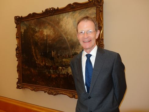 Nicholas Serota and Constable