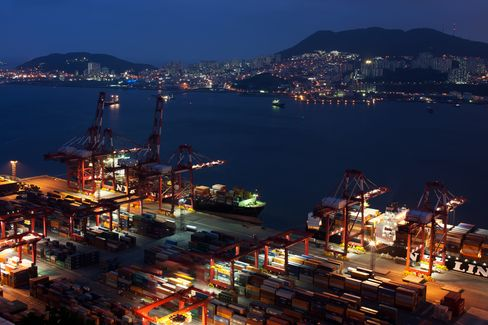 Maersk Targets Korea as Antidote to European Sclerosis