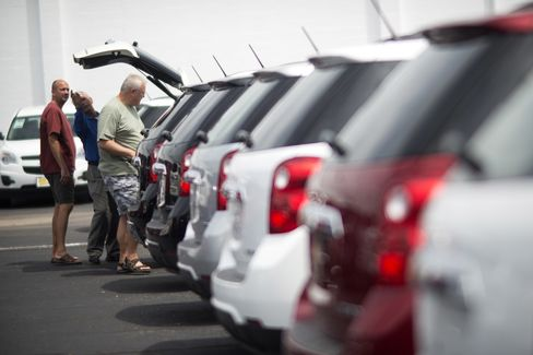 Consumer Spending in U.S. Increased in July for a Third Month