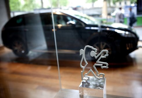 Peugeot 2012 Vehicle Sales Drop 17% as Europe Car Market Shrinks