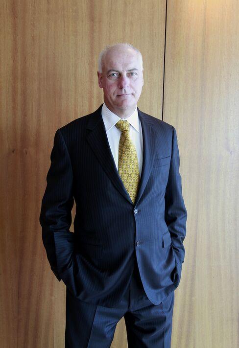 Detour Gold Corp. CEO Gerald Panneton