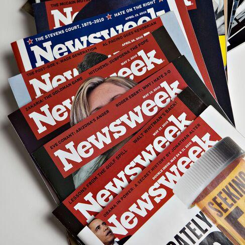 Deal to Buy Newsweek Nears