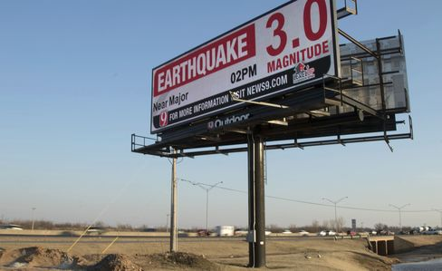 Oklahoma Earthquake Swarms Linked To Hydraulic Fracturing Within State