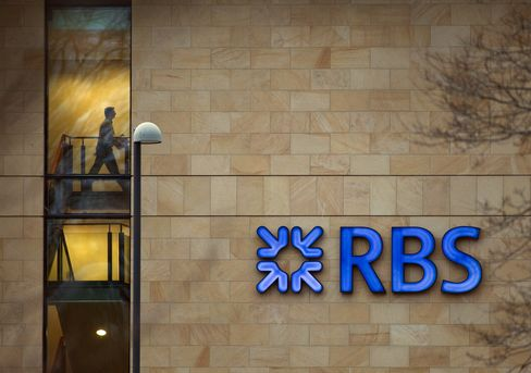 RBS Scraps Sale of Bonds Backed By Its Own Derivative Trades