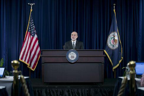 Fed Chairman Bernanke