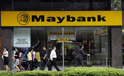 Malaysian Banks Challenge Western Rivals on Southeast Asia Boom