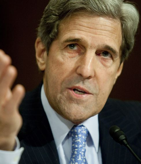 Senator John Kerry Global Climate Change