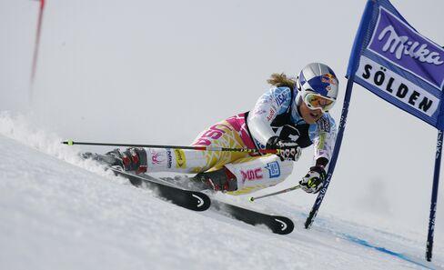 Ski Champion Lindsey Vonn