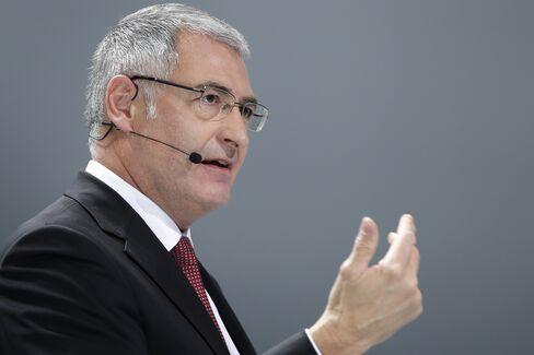 Head of Development for the Volkswagen Brand Heinz-Jakob Neusser