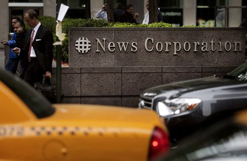 News Corp. Returns to Annual Profit in Final Year Before Spinoff