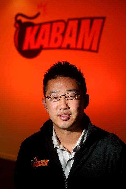 Google Invests in Social-Networking Startup Kabam