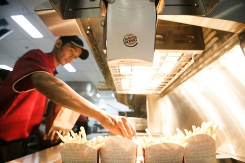 Burger King Said to Hold Buyout Talks With 3G Capital
