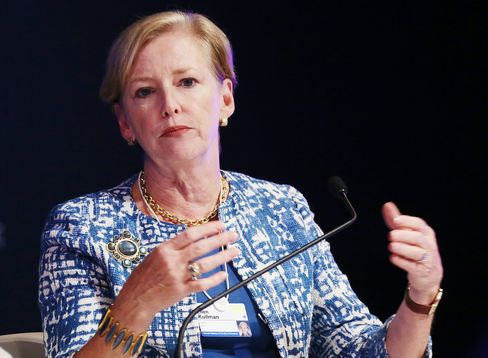 DuPont Chairman and Chief Executive Officer Ellen Kullman