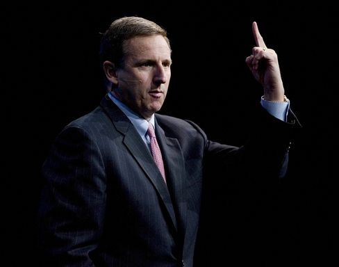 Former CEO of Hewlett-Packard Mark Hurd