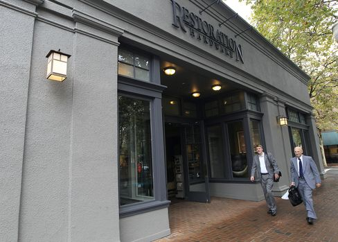 Restoration Hardware Channels Roosevelt Ahead of IPO