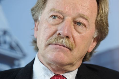 Luxembourg's Central Banker Yves Mersch