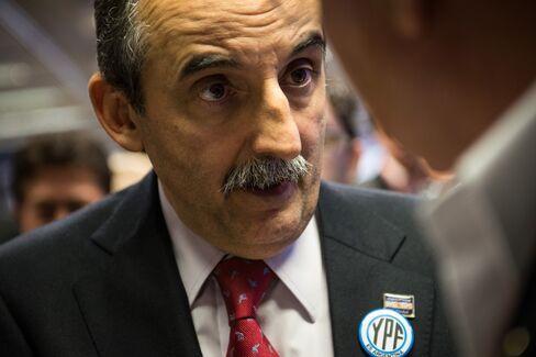 Argentina's Interior Commerce Secretary Guillermo Moreno