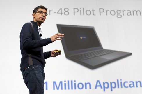 Google Chromebook Will Be Offered in June