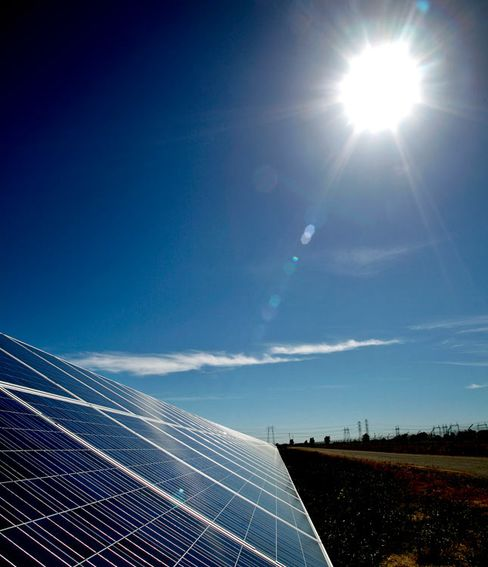 Solar Power Cost to Equal Fossil Fuel Expense in Decade