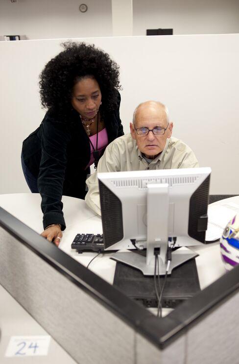 Biggest U.S. States Report Employment Gains
