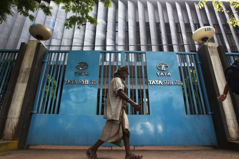 Tata Steel Convertibles Fall From One-Year High