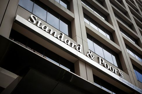 U.S. to File Civil Charges Against S&P Over Crisis Bond Ratings