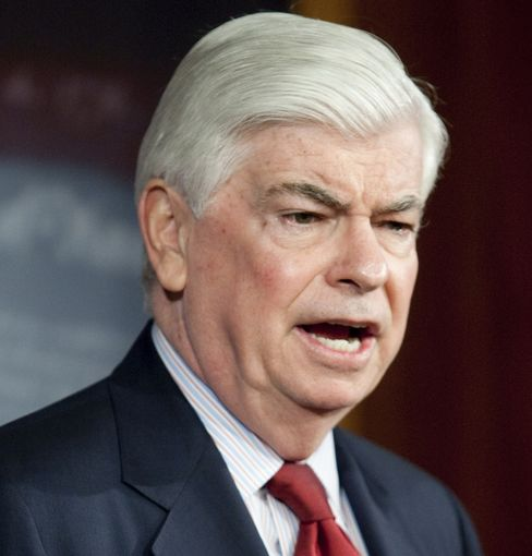 Dodd shepherded the legislation as chairman