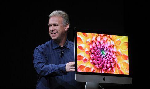 Apple Senior Vice President Phil Schiller