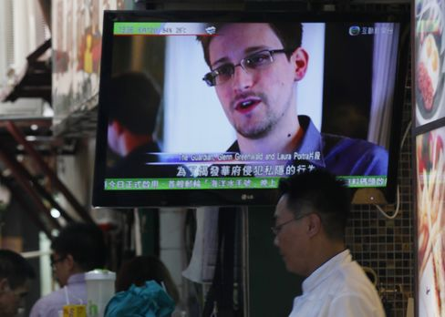 Hong Kong Groups Plan Protest to Support Edward Snowden