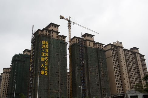 China's Property Market Is Cooling