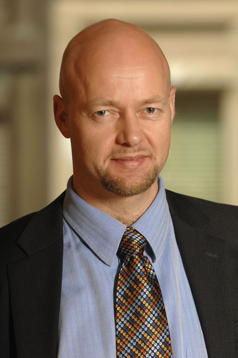 Norges Bank Investment Management CEO Yngve Slyngstad
