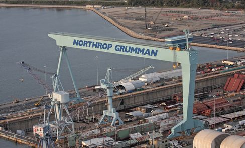 Northrops $6.7 Billion Dramatic Ship Spinoff May Set Tren