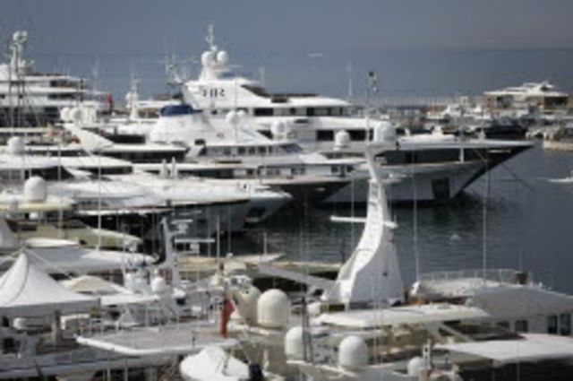 The Haves and Have yachts.