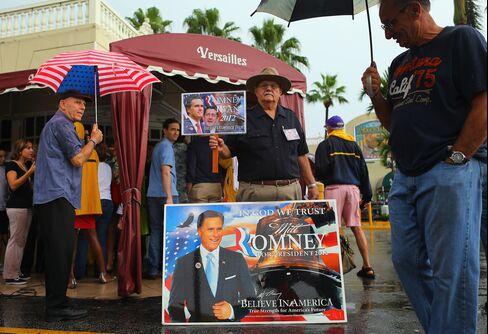 Young Cuban-Americans Reject Immigrant Parents' Republicanism
